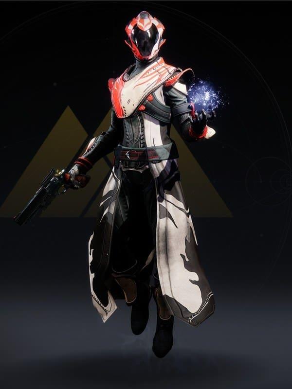 Destiny 2 Symmetrist Warlock Female 1