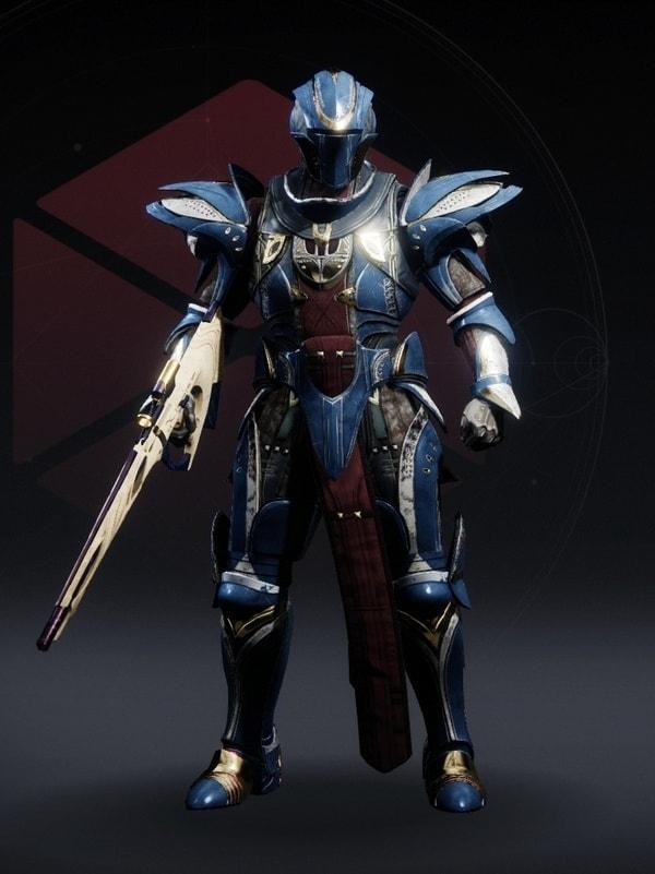 Destiny 2 The Great Hunt Titan male