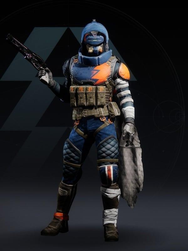 Destiny 2 The Took Offense Hunter Male