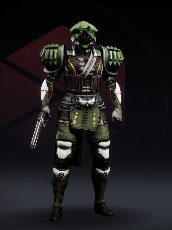 Destiny 2 Valkyrian Titan Female