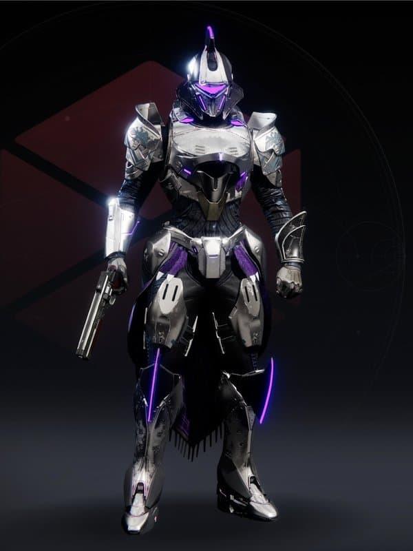 Destiny 2 Virtuous Titan Female