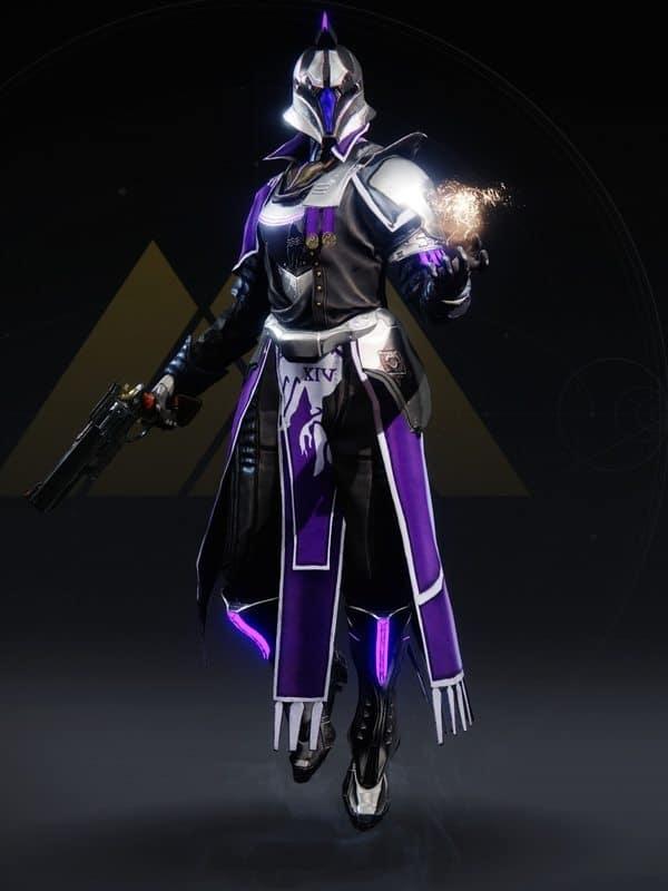 Destiny 2 Virtuous Warlock Female 1