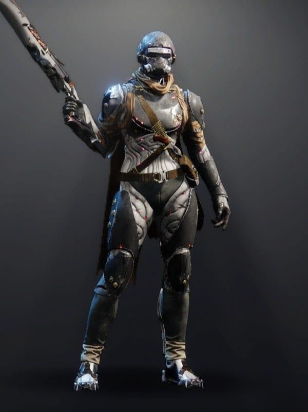 Destiny 2 Wild Hunt Hunter female
