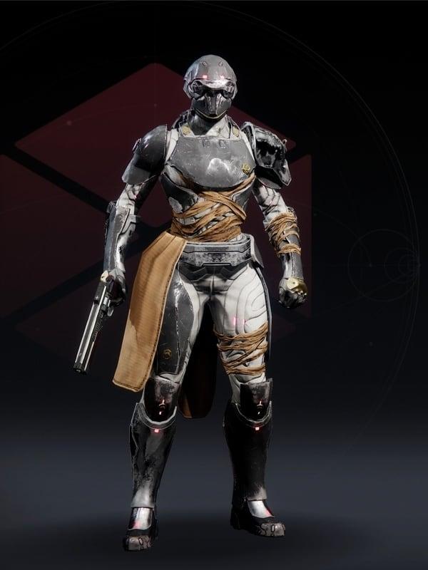 Destiny 2 Wild Hunt Titan Female