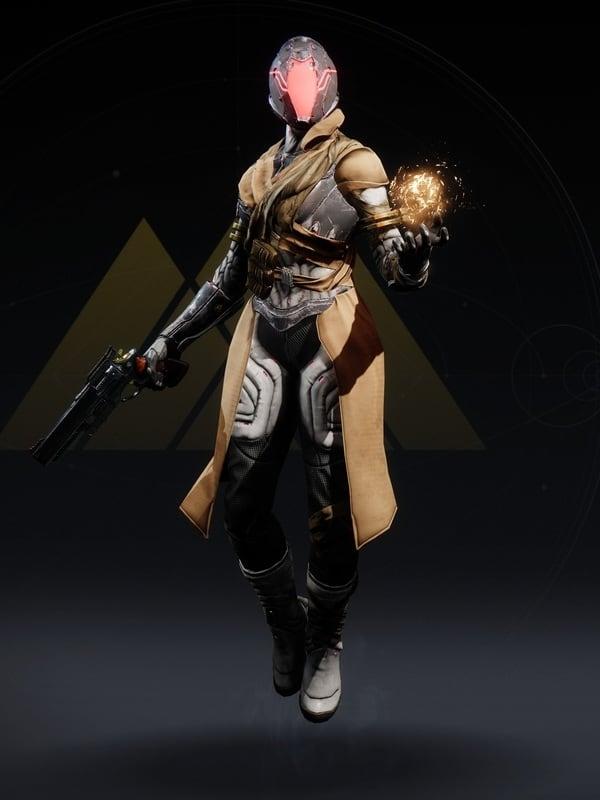 Destiny 2 Wild Hunt Warlock Female 1