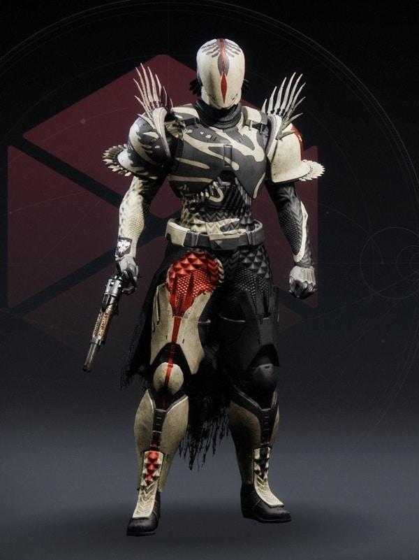 Destiny 2 Wing Discipline Titan Female