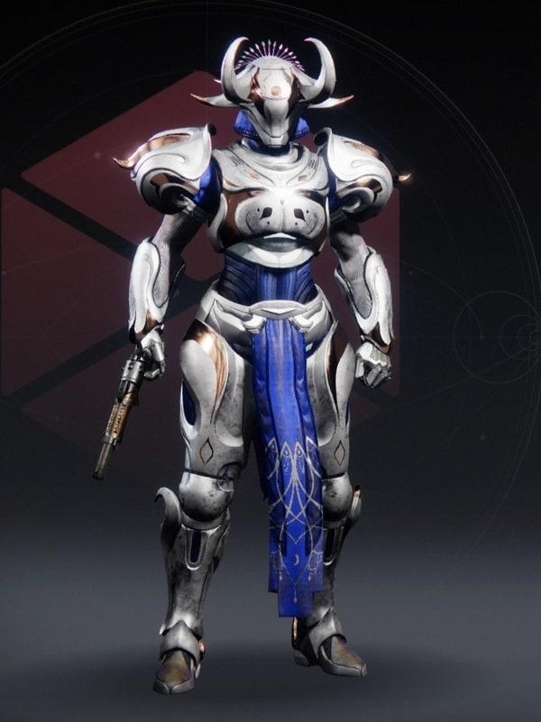 Destiny 2 Winterheart Titan Female
