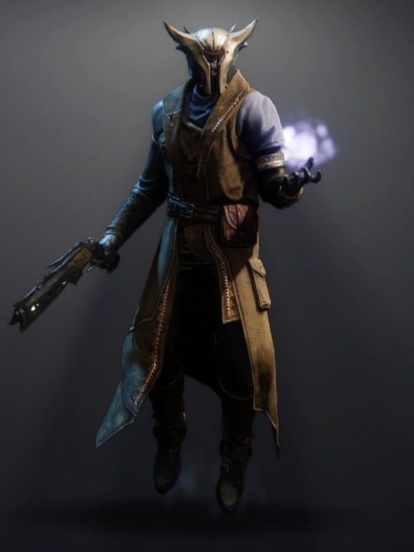 Destiny 2 Wrath Trail Warlock male