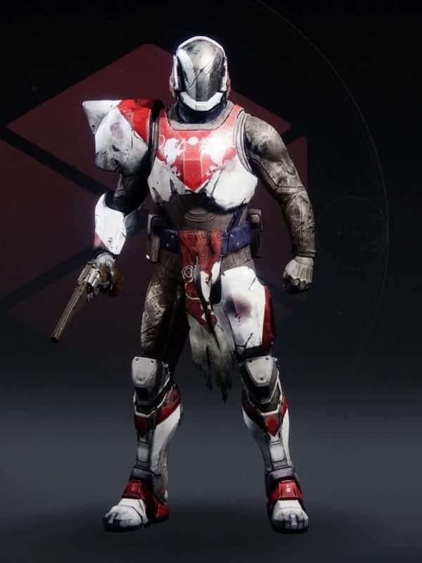 Destiny 2 Wrecked Titan male