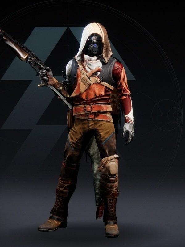 Destiny 2 Ancient Apocalypse Hunter male