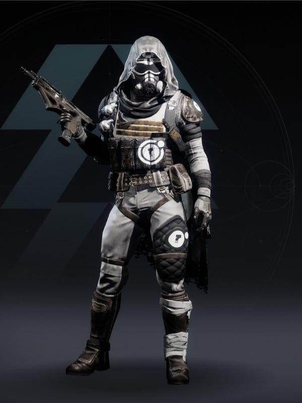 Destiny 2 Anti-Extinction Hunter male