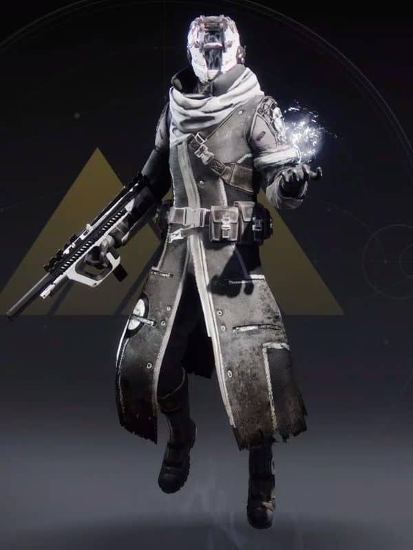 Destiny 2 Anti-Extinction Warlock male