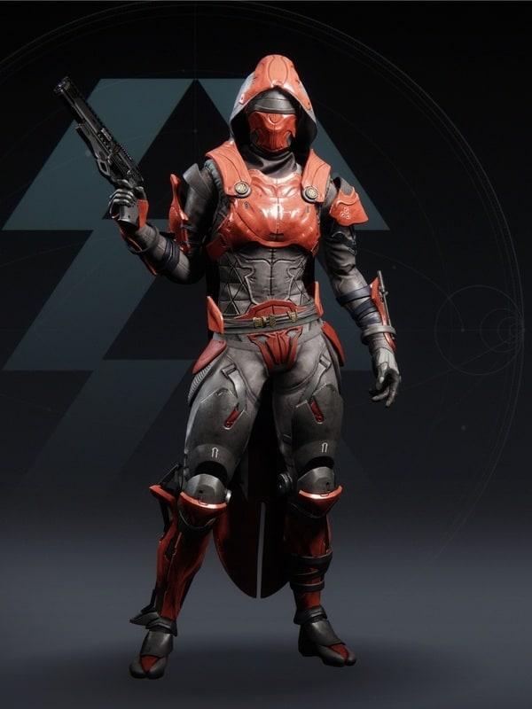 Destiny 2 Bladesmith's Memory Hunter female