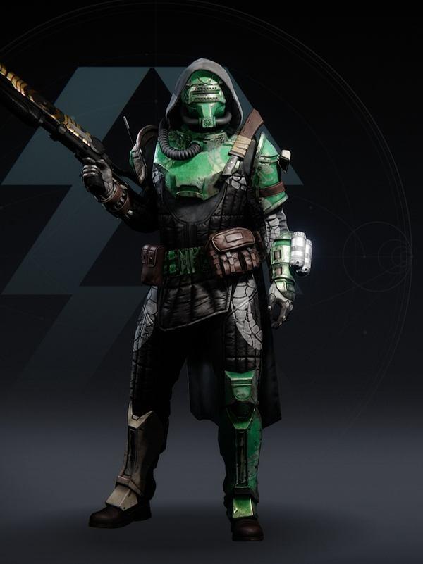 Destiny 2 Calamity Rig Hunter male