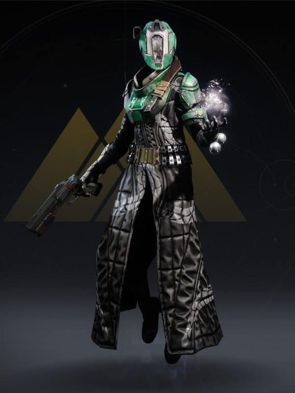 Destiny 2 Calamity Rig Warlock female