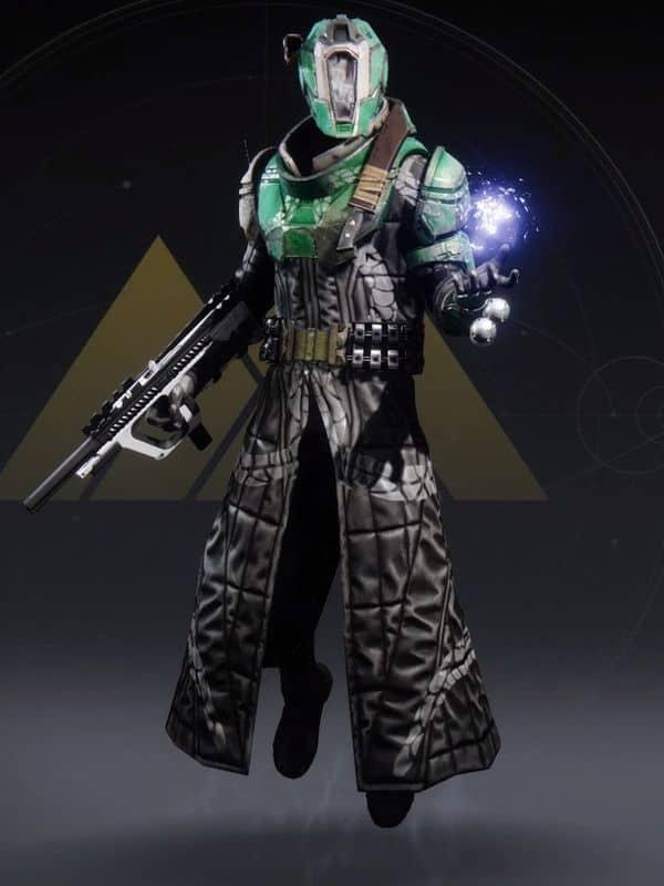 Destiny 2 Calamity Rig Warlock male