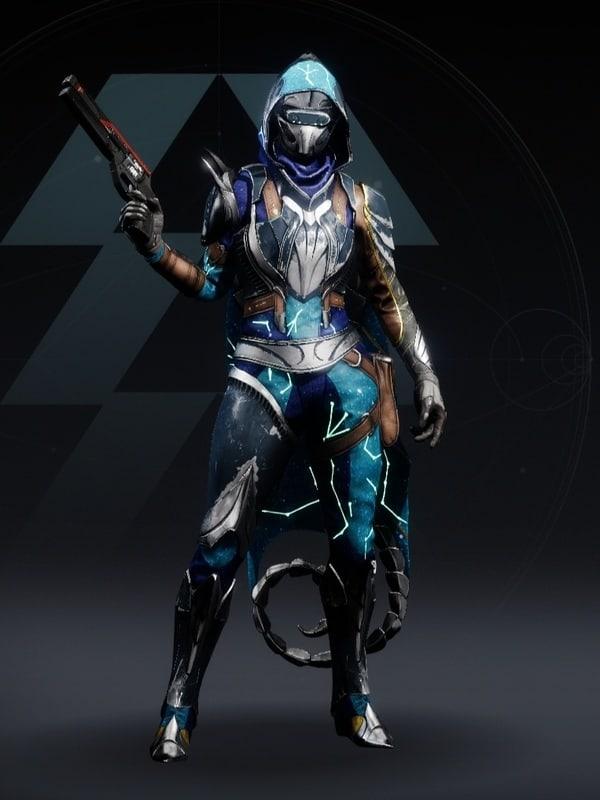 Destiny 2 Celestial Hunter female