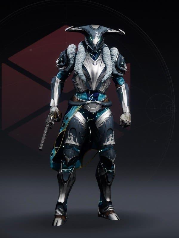 Destiny 2 Celestial Titan female