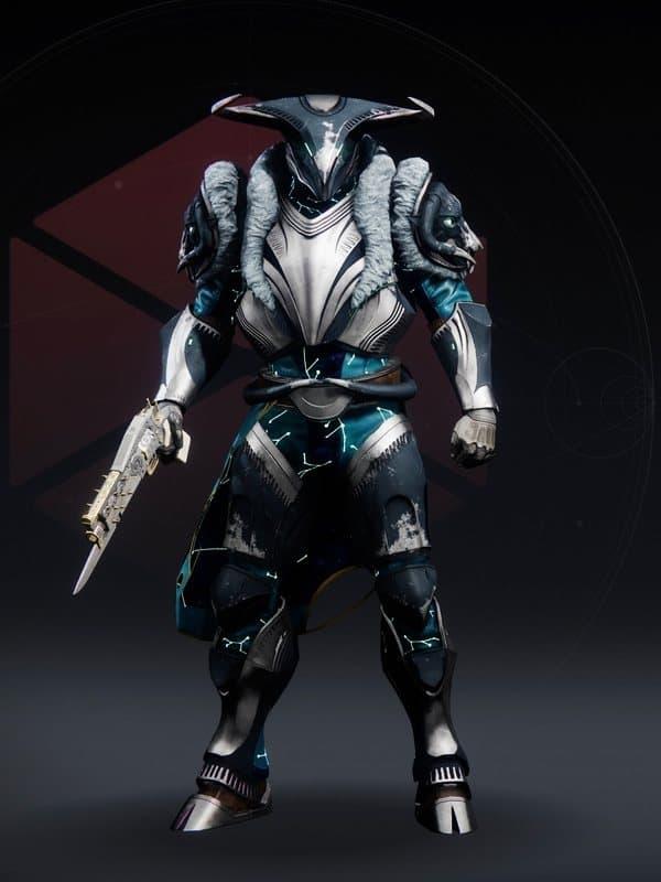 Destiny 2 Celestial Titan male