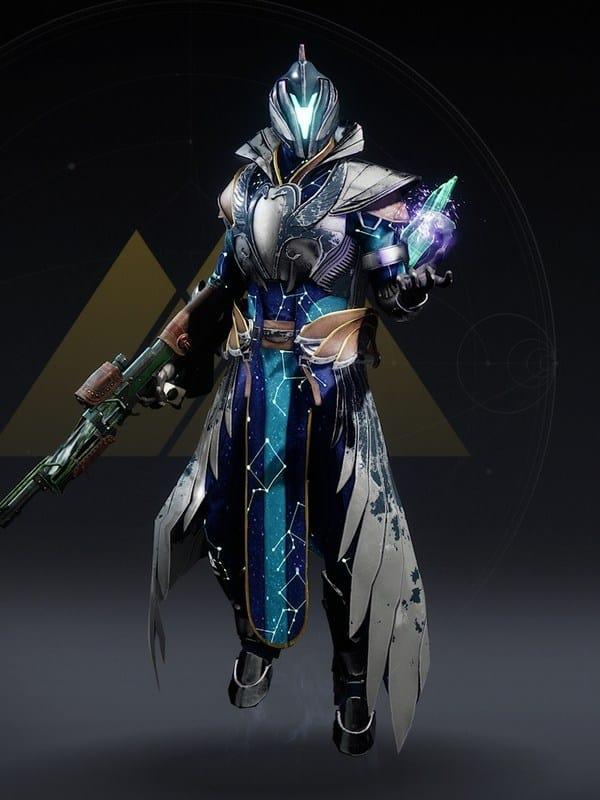 Destiny 2 Celestial Warlock male