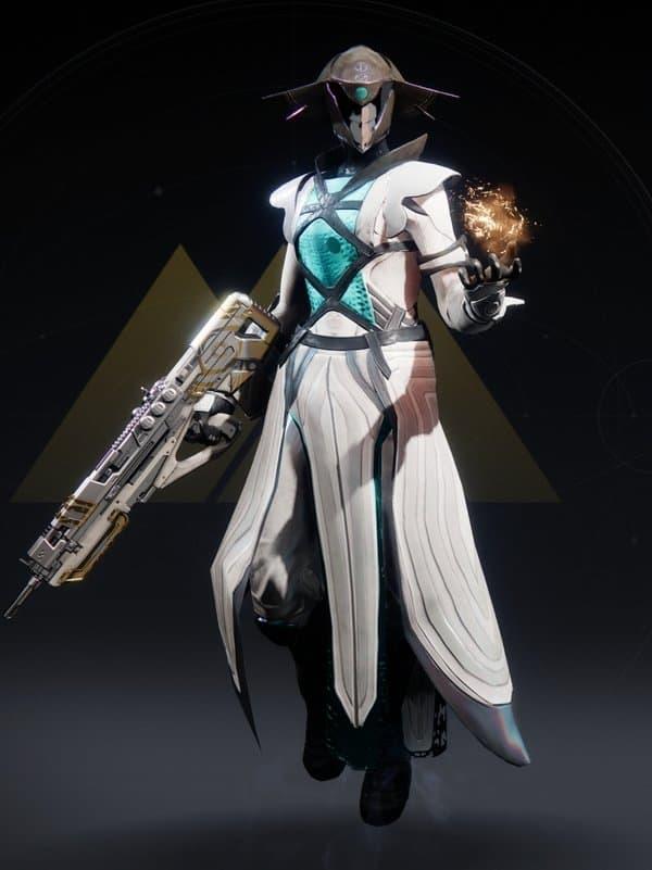 Destiny 2 Channeling (CODA) Warlock female