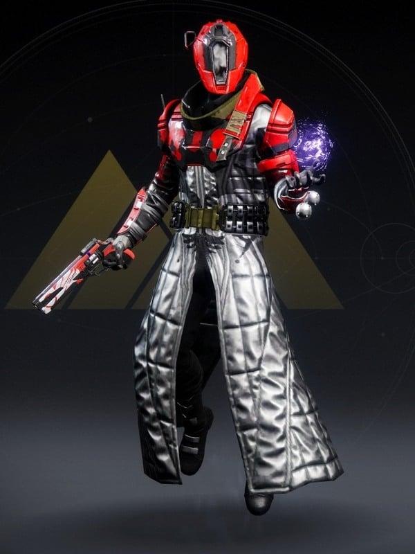 Destiny 2 Cinder Pinion Warlock male