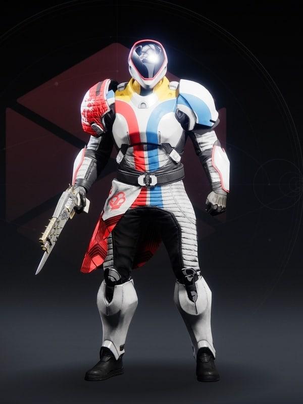 Destiny 2 Competitive Spirit Titan male