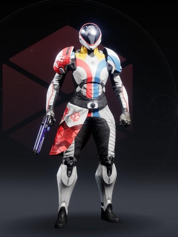 Destiny 2 Competitive spirit Titan female