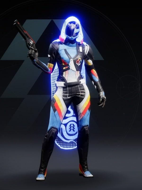 Destiny 2 Contender Hunter female