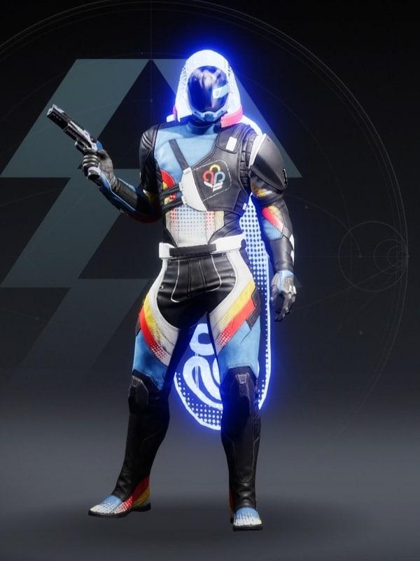 Destiny 2 Contender Hunter male