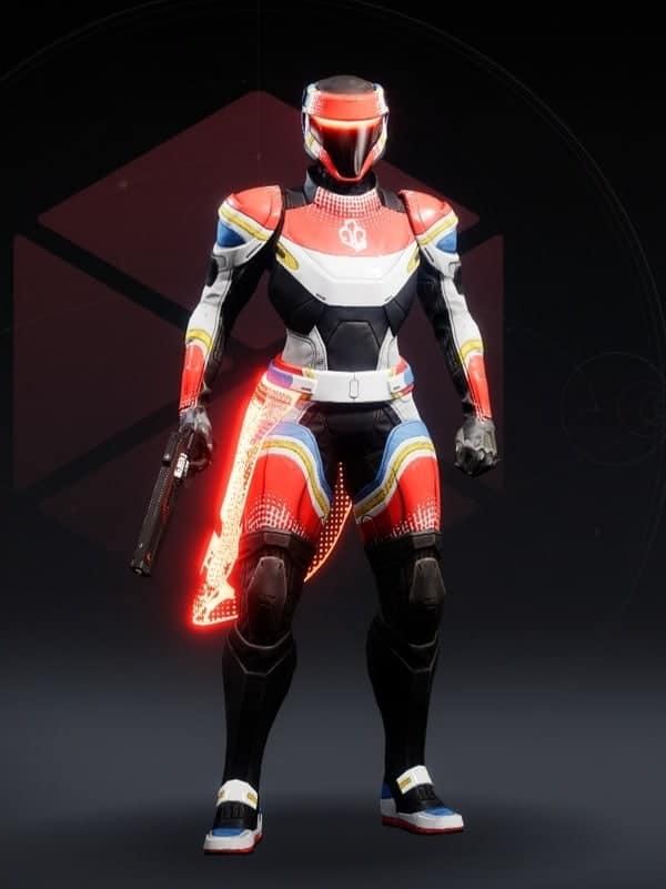 Destiny 2 Contender Titan female