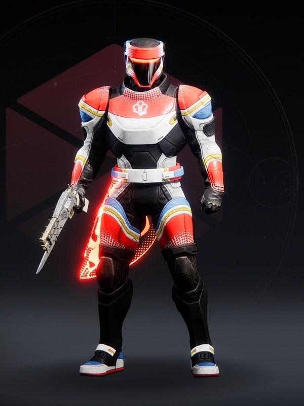 Destiny 2 Contender Titan male