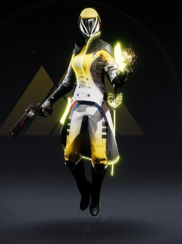 Destiny 2 Contender Warlock female