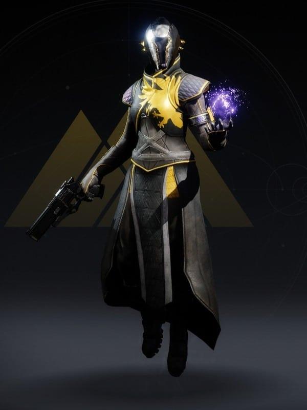 Destiny 2 Ego Talon Warlock female