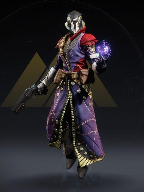 Destiny 2 Empyrean Cartographer Warlock female V2
