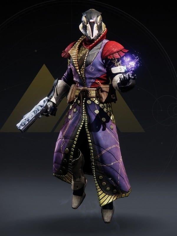 Destiny 2 Empyrean Cartographer Warlock male