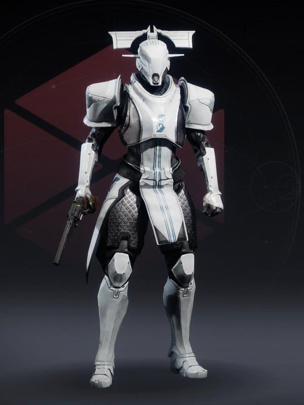 Destiny 2 Forbidden Visage Titan female