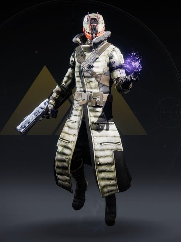 Destiny 2 Heiro Camo Warlock male v2