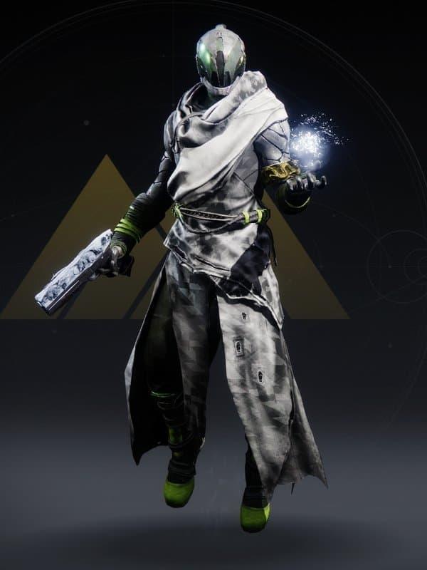 Destiny 2 High-Minded Complex Warlock male