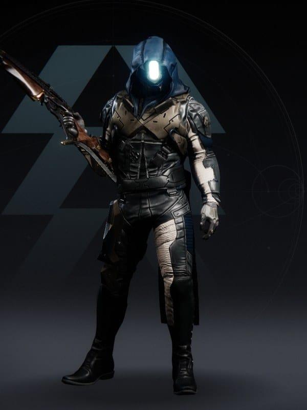 Destiny 2 Holdfast Hunter male v2