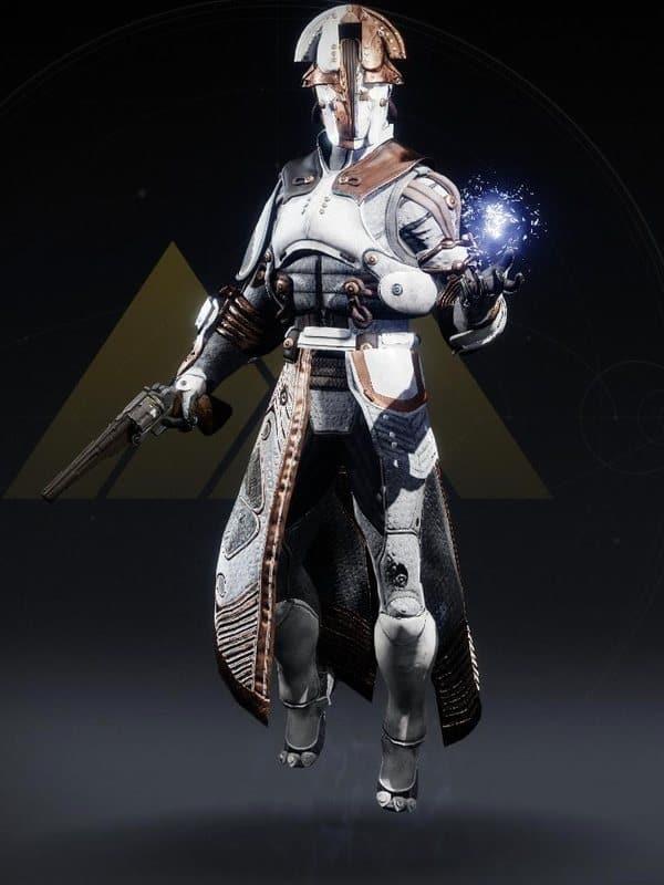 Destiny 2 Insigne Shade Warlock male