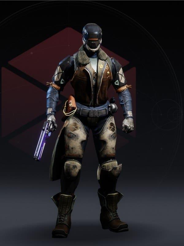 Destiny 2 Intrepid Titan female