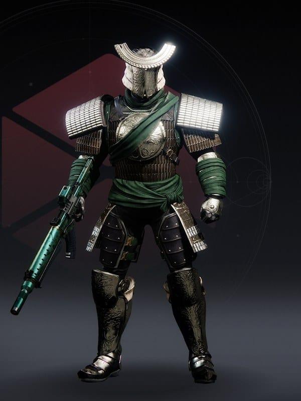 Destiny 2 Iron Pledge Ornament Titan male