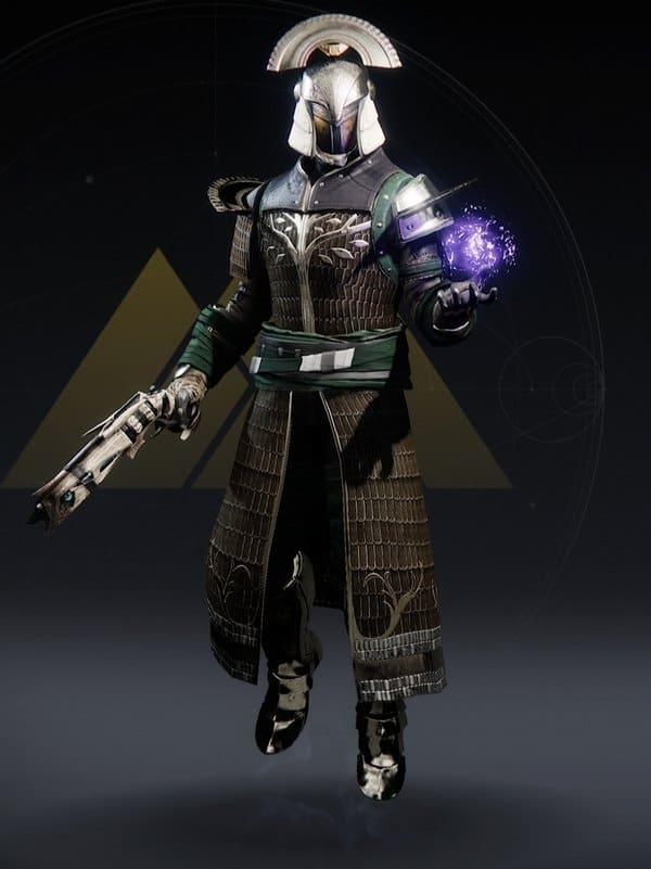 Destiny 2 Iron Pledge Ornament Warlock male