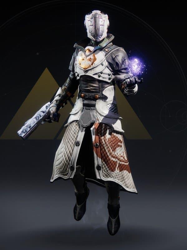 Destiny 2 Iron Will Warlock male