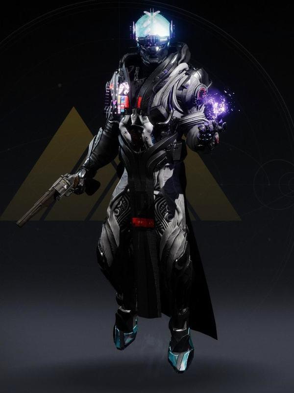 Destiny 2 Legacy's Oath Warlock male