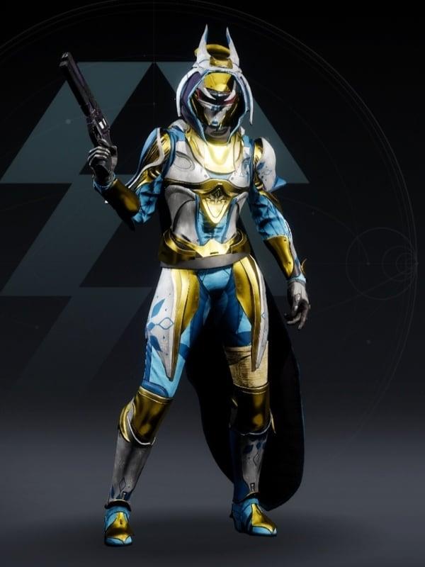 Destiny 2 Lucent Night Hunter female