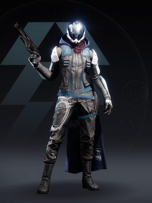 Destiny 2 Luxe Hunter female v2