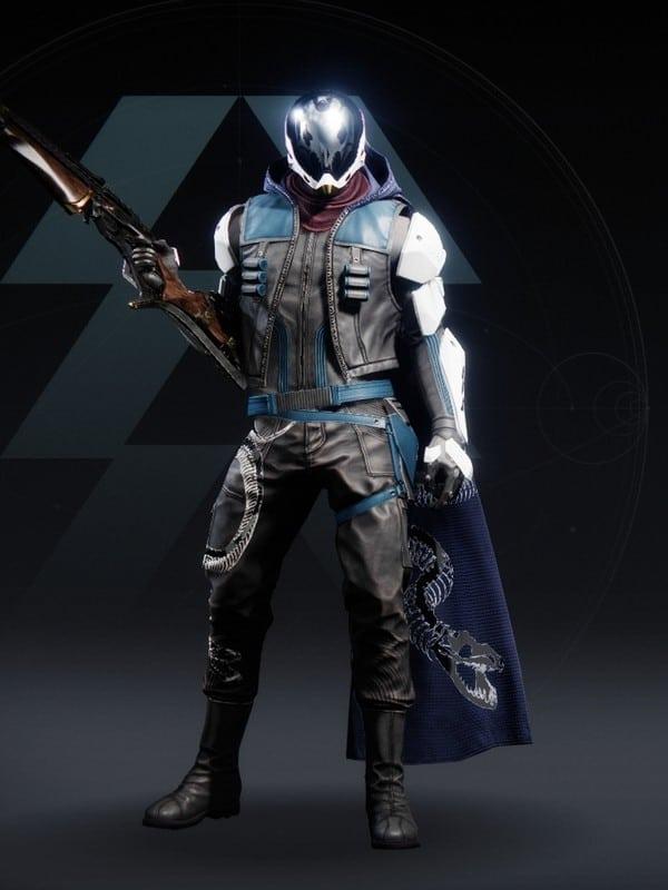 Destiny 2 Luxe Hunter male