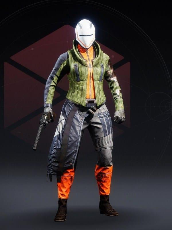 Destiny 2 Luxe Titan female